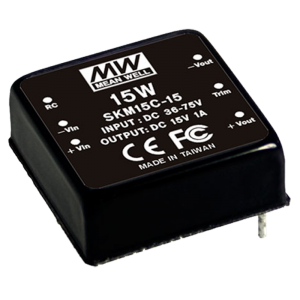 MEANWELL DC/DC Converters